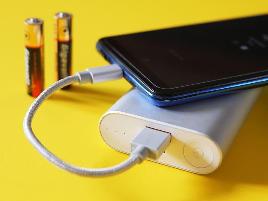 mejor bateria externa movil