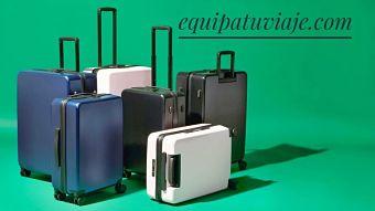 mejores maletas de viaje baratas
